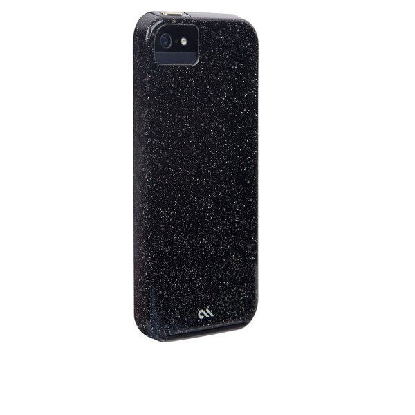 Case-Mate - Sheer Glam puzdro pre Apple iPhone 5/5s/SE, noir