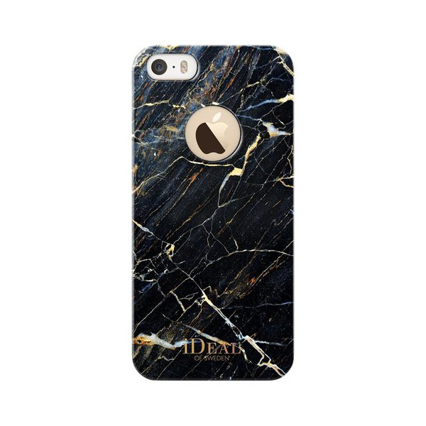 iDeal of Sweden - Fashion puzdro pre Apple iPhone SE/5S/5, Port Laurent mramor