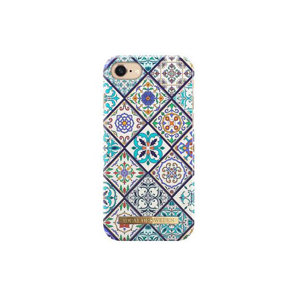 iDeal of Sweden - Puzdro Fashion pre Apple iPhone SE 2020/8/7/6s/6, mozaika