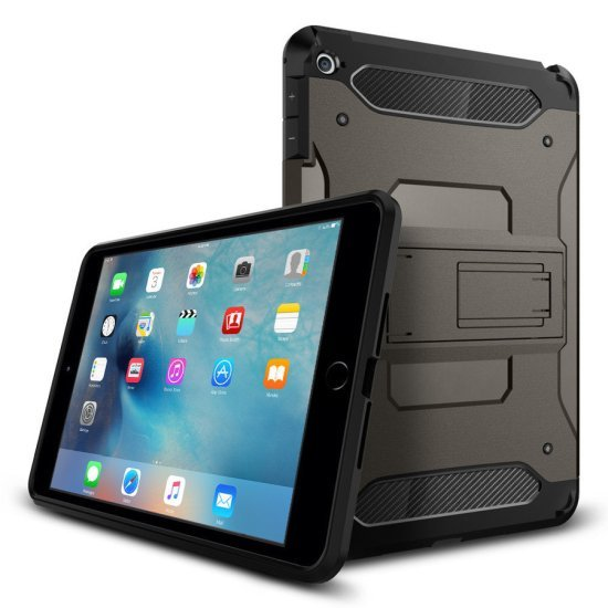 Spigen Tough Armor pre Apple iPad Mini 4 Black