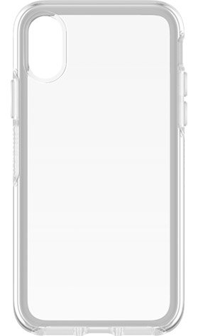 OtterBox - Symmetry Clear pre Apple iPhone X/XS, transparentná