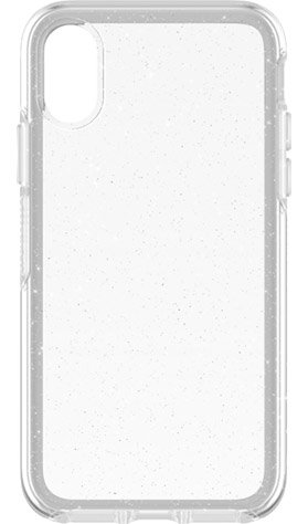 OtterBox - Symmetry Clear pre Apple iPhone X/XS, stardust