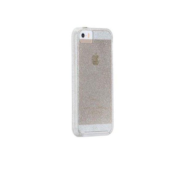 Case-Mate - Sheer Glam puzdro pre Apple iPhone SE/5S/5, champagne
