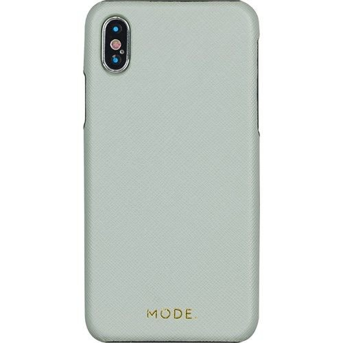 MODE - Puzdro London pre iPhone X/XS, misty mint
